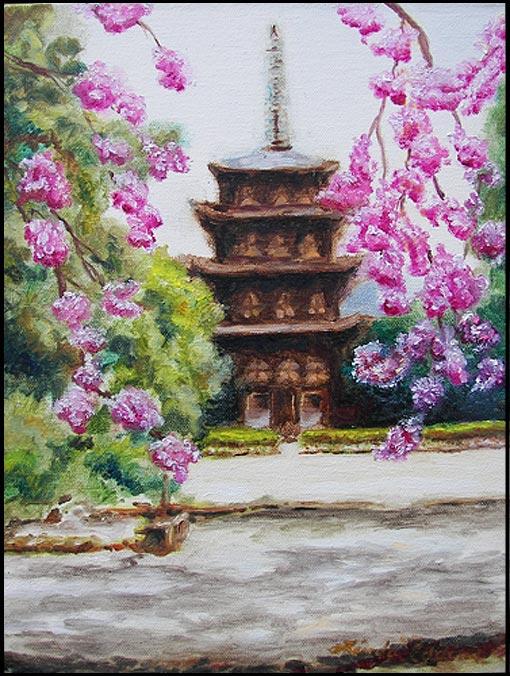 China Cherry Blossoms